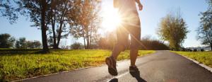 hardlopen en happiness