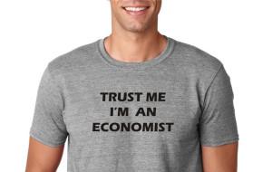 trust me I'm an economist