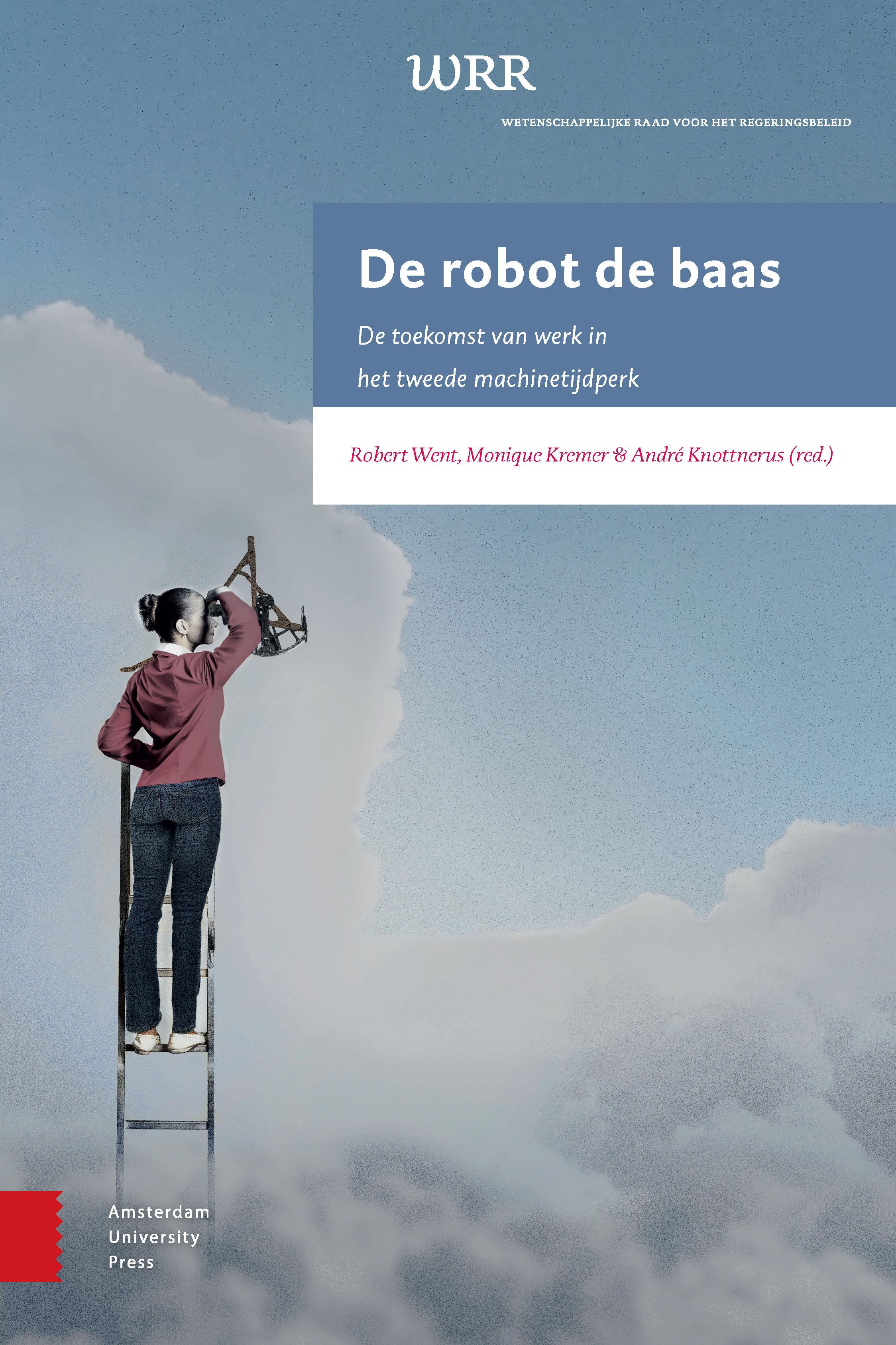 Cover WRR-verkenning 31 De robot de baas